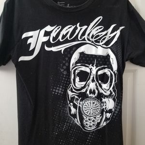 Vintage Fearless tee by No Fear